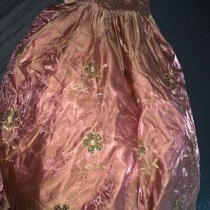 Dresses & Skirts - Enchanted Purple Long Gown